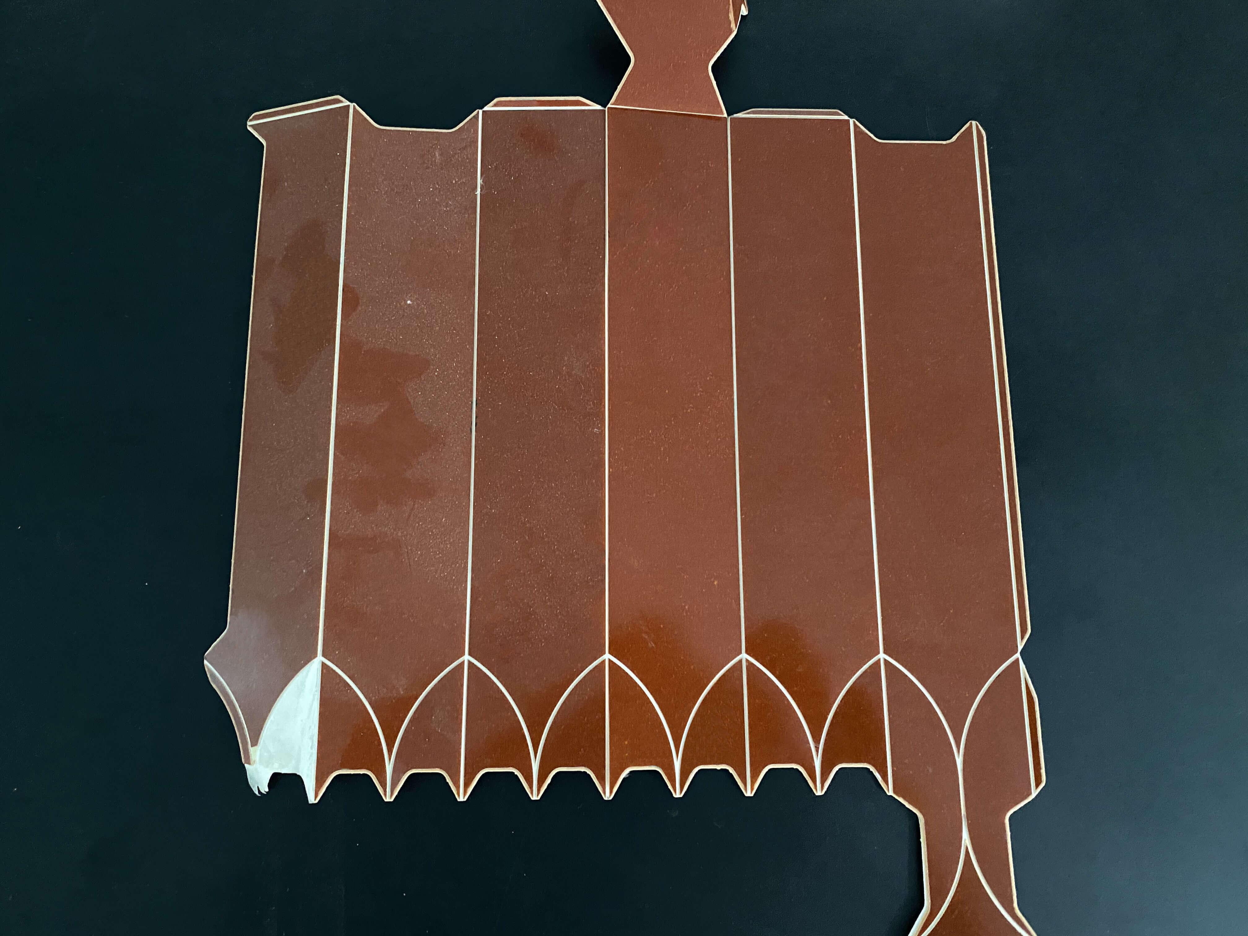 上海模切纤维底板
